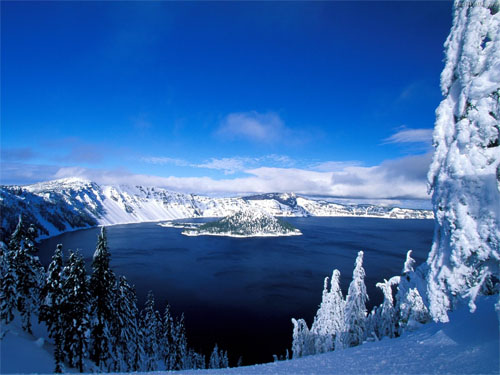 oregon winter wallpapers - photo #2